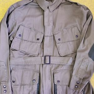 Vintage WW2 Reproduction Airborne Jacket Large